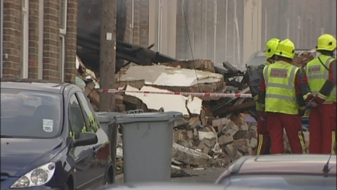 Gas explosion witness: House was in pieces
