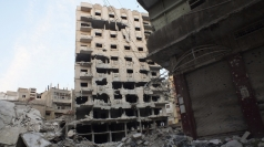 Hague: Must strive for end to Syria bloodshed