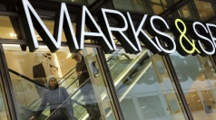 Marks and Spencer sees profits fall