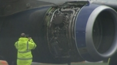 Heathrow BA plane engine inspected after fire
