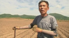 Chinese farmer creates his own bionic arms from scratch