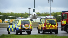 Pakistan plane diverted to Stansted Airport