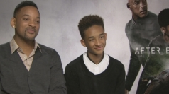 Will Smith's 'nightmare' interview with son Jaden