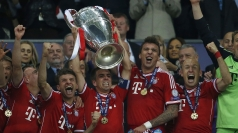 Bayern Munich have won the Champions League.