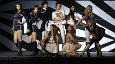 Girls' Generation: South Korean girl band go on world tour
