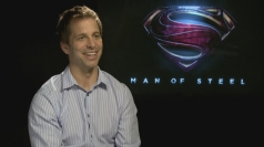 Zack Snyder's inner dork and a Man of Steel sequel