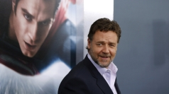 Russell Crowe admits he has never seen a Superman film