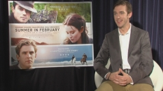 Summer in February: Dan Stevens on Downton and wooing women