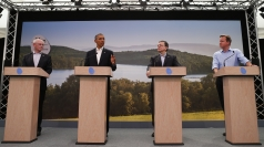 G8: World leaders talk up EU/US trade negotiations