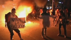Brazil protests: Demonstrators clash with police