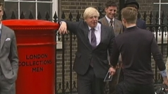 Boris: 'London is to suits what Parma is to parmesan cheese'