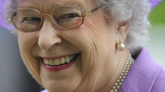 Queen smiles at Royal Ascot win