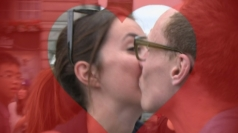 Awkward Kissing Day Challenge 2013