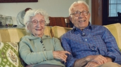 America's longest married couple to mark 81st anniversary