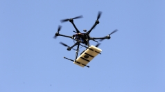 Amazon wants to use drones to deliver parcels