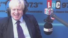 Boris Johnson fails IQ test