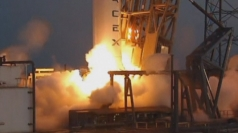 SpaceX launches its first commercial satellite into orbit