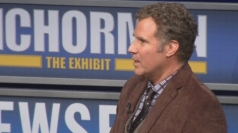 Will Ferrell on pressures making Anchorman 2