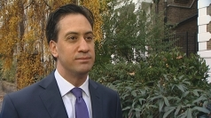 Autumn Statement: Miliband says UK 'worse off' under Cameron