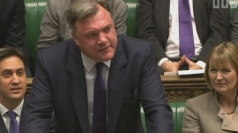Autumn Statement: Balls claims Osborne is 'in denial'