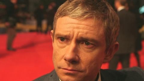 Hobbit star Martin Freeman reveals behind the scenes secrets
