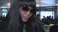 Naomi Campbell: 'I will treasure Nelson Mandela in my heart'