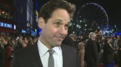 Anchorman 2 premiere: Paul Rudd interview