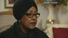 Winnie Mandela describes the final moments of Madiba's life