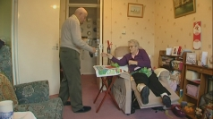 Rising numbers of pensioners caught in food poverty