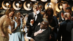 12 Years A Slave wins Oscar for best picture