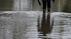 UK floods: Government offers £20m for Somerset Levels plan