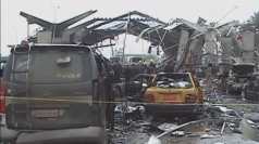 Suicide bomber kills 32 in car blast in Iraq