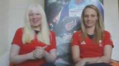 Kelly Gallagher: 'Amazing to win gold'
