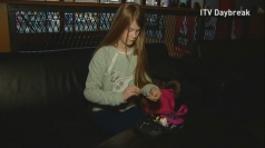 11 year old lobbies MPs over Type 1 Diabetes