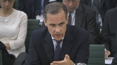 BoE Governor Mark Carney on Inflation Report