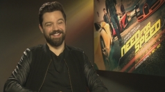 Dominic Cooper talks Need for Speed
