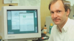 Sir Tim Berners-Lee marks 25 years of World Wide Web