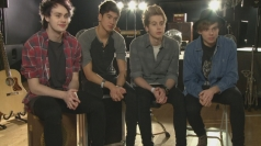 5 Seconds of Summer talk One Direction and plastic boobs