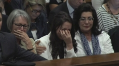 Emotional Oscar Pistorius breaks down in court