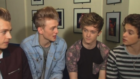 "The Vamps talk new album: ""We wrote about 40 songs"""